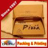 Rectángulo impreso aduana de la pizza (1313)