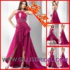 2012 New Custom Spaghetti Empire Satin Bordado Prom Dresses / Evening Party Dress (Gillis1214)