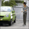 360 rotation Mop, Rechargeable Electric Mop, Wax The Car et Clean The Car, Floor Cleaning et Window Cleaning, ABS Raw Material