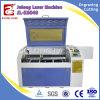 machine de découpage de gravure de laser de CO2 de 50W 60W 80W 100W Jl-K6040 pour le non-métal