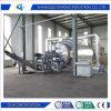 Pianta residua di pirolisi del pneumatico con l'alimentazione automatica