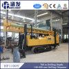 Eficiente en el Hard Rock Drilling, equipo de perforación rotativo tipo oruga HF1100s