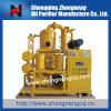Zhongnengの真空の無駄の変圧器オイルのフィルタに掛ける機械