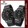 Wristwatch пар подарка кварца просто влюбленности Belbi водоустойчивый