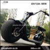 2016 Populares Scooser Harley Style Scooter eléctrico com grandes rodas
