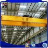 Grúa de puente del alzamiento de la viga del doble del estándar europeo 30 toneladas