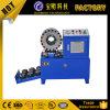 中国のターミナル海運業の油圧ゴム製ホースのひだが付く機械