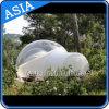 De grote Opblaasbare Transparante Tent van de Bel van de Tent Opblaasbare voor Verkoop