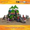 Matériel magique de cour de jeu de grimpeur d'enfants extérieurs (PE-01101