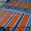 12V100ah Bateria de lítio do veículo para a energia solar, EPS, Luz de emergência