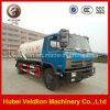 Dongfeng 4X2 7000liter / 7cbm / 7m3 / 7ton / 7000L Caminhão de esgoto a vácuo