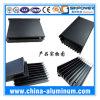Il materiale d'anodizzazione 6063 ha estruso coperture di alluminio