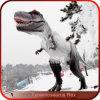 Dinosaurier-Vorrichtung-Park-Dinosaurier-Baumuster