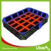 Sosta dell'interno commerciale all'ingrosso del trampolino dei bambini di Liben