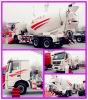 De Vrachtwagen van de Concrete Mixer van Beiben 6X4 336HP