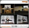 Алюминиевая ткань Frameless рекламируя светлую коробку