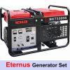 Arranque eléctrico tipo Honda generadores de gasolina (BKT3300)