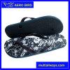 Dame Footwear met het Af:drukken van de Bloem voor de Stijl van de Zomer