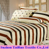 Bedding Setのための100%年のポリエステルMicrofiber Pongee Fabric