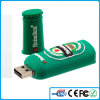 USB Flash Factory Customized Shaped y USB Flash Drive del PVC de Logo