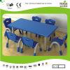 Kaiqi 아이들의 테이블 - 고전적인 장방형 모양 - 유효한 많은 색깔 (KQ50175B)