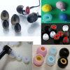 Tampa do auricular de silicone macio personalizado / Case