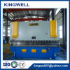 Hydraulic Metal Plate Bending Machine with CE (WC67Y-125TX4000)