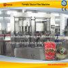 Máquina de enlatado automática de la salsa de tomate