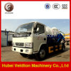 Dongfeng 6000L Vacuum Sewage Suction Truck (Euro 2/3/4)