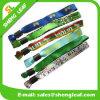 Preiswertes RFID Printed Fabric Bracelet Woven Wristbands für Events
