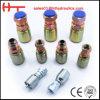 Ajustage de précision d'une seule pièce hydraulique de pouce 1/4'-2'avec la norme d'Eaton
