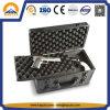 Жесткий кейс для переноски пистолет пистолет с внутренней прокладки из пеноматериала (HG-2157)