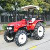 4X4 tractor met 70HP Dieselmotor