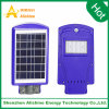 Tudo em um único sistema integrado de dispositivos de iluminação 20W/40W Luz Rua Solar de LED
