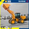 세륨 Approved Xd936plus 1.0cbm 3ton Wheel Loader