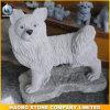 Price poco costoso di Natural Granite Dog Carving da vendere