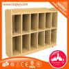 熱い販売袋のキャビネットの子供の棚の木の家具