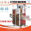 (Máquina de etiquetado automática de la funda del encogimiento de la escritura de la etiqueta del PVC) (UT-500)