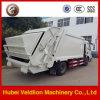 De Vuilnisman Truck van LHD 6m3/6cbm/6 Cubic Meter