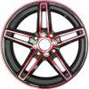 Новые оправы колеса алюминиевого сплава конструкции для автозапчастей