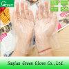 Preiswerte transparente wegwerfbare kochende Handschuhe