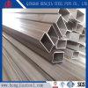 Haute qualité en acier galvanisé tube rectangulaire du fabricant