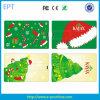 최신 크리스마스 승진 신용 카드 USB 섬광 드라이브 (EC502)