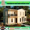 Einfacher Installations-spätester Entwurfs-Luxuxfertigversandbehälter-Haus-Büro