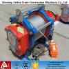 Tipo tornos de elevación eléctricos de Kcd del alzamiento de 1000kg 380V