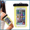 Cassa subacquea impermeabile del telefono del sacchetto impermeabile mobile del braccio