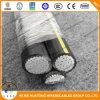 Collegare secondario Quadruplex di Urd degli argini 2-2-2-4 di sepoltura diretta di alluminio del cavo