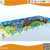 L'intérieur commercial Soft Play Naughty Château de terrain de jeux pour enfants