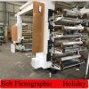 Machine d'impression flexographique de sac de machine/courier d'impression de six de couleur sacs de courier