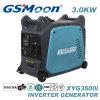 4-тактный 2.3kVA портативный источник питания бензиновый генератор инвертора